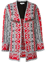 Iro 'Rohde' Coat Red