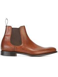 Church's Classic Chelsea Boots Brown