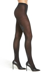 Via Spiga Women's Back Seam Tights