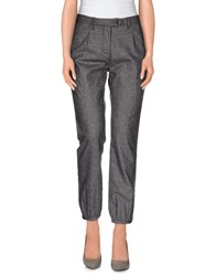 Eleventy Trousers Casual Trousers Women Grey