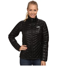 The North Face Thermoball Full Zip Jacket Tnf Black Women's Coat