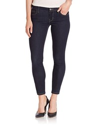 Guess Skinny Ankle Jeans Dark Wash