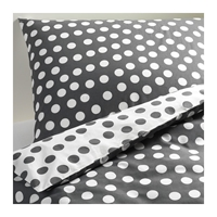 Stenklover Quilt Cover And 2 Pillowcases 150X200 50X80 Cm Ikea