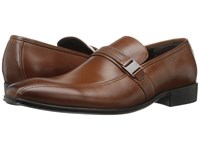 Kenneth Cole Reaction Save Ty First Cognac Men's Slip On Shoes Tan