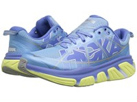 Hoka One One Infinite Sky Blue Sunny Lime Women's Running Shoes
