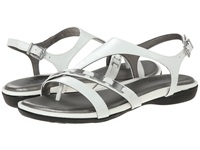 Lifestride Impress White Women's Sandals