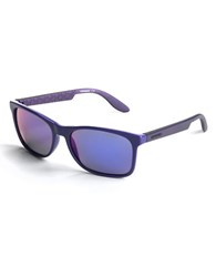 Carrera Squared Wayfarer Sunglasses Purple