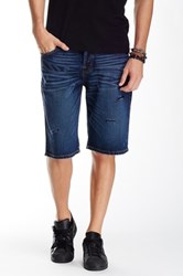 Cult Of Individuality Logan Denim Short Blue