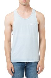 Topman Men's Brooklyn Graphic Tank