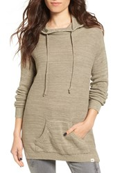 Rip Curl Women's Open Road Hooded Knit Pullover