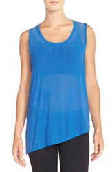Alternative Apparel Women's Alternative 'Balance' Tank Nautical Blue