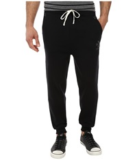 Core Cuff Pant Converse Black Men's Casual Pants