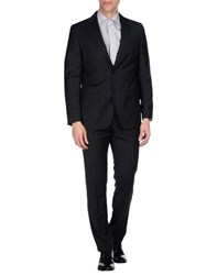 Valentino Suits And Jackets Suits Men Steel Grey