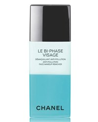 Chanel Le Bi Phase Visage Anti Pollution Face Makeup Remover 5 Oz.