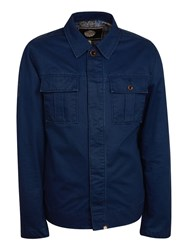Pretty Green Tavistock Jacket Navy