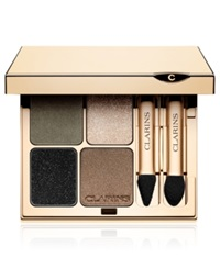 Clarins Eye Quartet Mineral Palette Graphic Expression Collection Forest