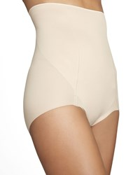 Chantelle High Waist Shaping Briefs Ultra Nude
