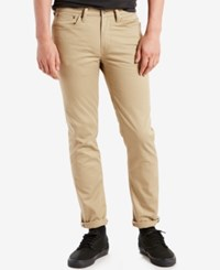 Levi's Men's 511 Slim Fit Commuter Jeans Harvest Gold
