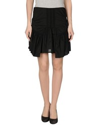 Paola Frani Skirts Mini Skirts Women