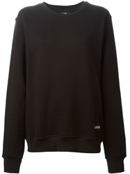 Les Artists Les Art Ists 'Tisci 74' Sweatshirt Black