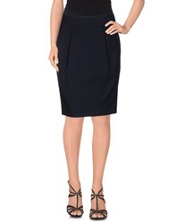 Strenesse Skirts Knee Length Skirts Women