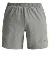Gap Core Sports Shorts Grey Heather Mottled Grey