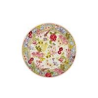 Gien Millefleurs Canape Plates Set Of 4