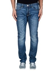 Sun 68 Denim Denim Trousers Men