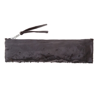 Tar Pencil Pouch Blackbird