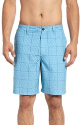 Quiksilver Men's Waterman Collection 'Pancho 2' Hybrid Swim Trunks