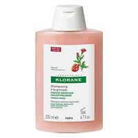 Klorane Pomegranate Shampoo For Coloured Hair 200Ml