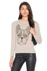 Lauren Moshi North Cashmere Sweater Beige