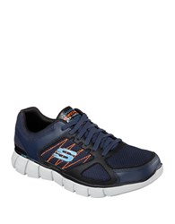 Skechers Equalizer 2.0 On Track Sneakers Navy