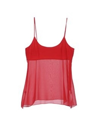 Nuvola Tops Red