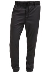 Solid Eric Trousers Dark Grey