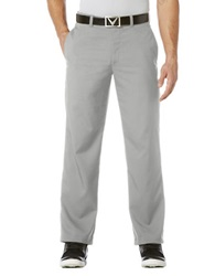 Callaway Straight Leg Golf Pants Griffin Grey