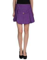 Frankie Morello Skirts Mini Skirts Women