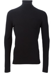 Dsquared2 Fitted Sweater Black