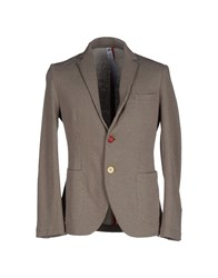 Mason's Suits And Jackets Blazers Men Grey