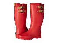 Chooka Top Solid Rain Boot Red Women's Rain Boots