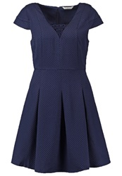 Darling Eden Cocktail Dress Party Dress Navy Dark Blue