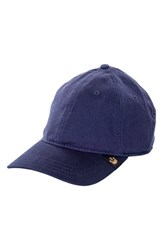 Goorin Bros. Men's Goorin Brothers 'Slayer' Baseball Cap Blue Navy