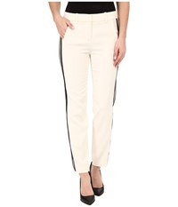 Rachel Zoe Cigarette Trousers Ecru Women's Casual Pants Khaki