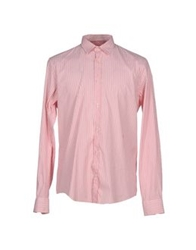 Trussardi Jeans Shirts Coral