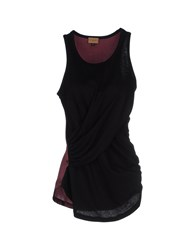 Richmond Denim Topwear Vests Women Black
