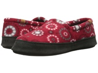 Acorn Moc Red Dots Women's Moccasin Shoes