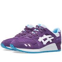 Asics Gel Lyte Iii 'Rugged Winter' Purple And White