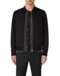 Allsaints Oslo Jacket Black