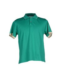 Peuterey Topwear Polo Shirts Men Green