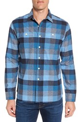 Grayers Men's 'Hardigan Heritage' Regular Fit Plaid Flannel Sport Shirt